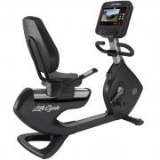 Горизонтальный велотренажёр Life Fitness Platinum Club Discover SE3