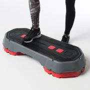 Степ-платформа Life Fitness с райзерами