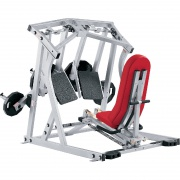 Независимый жим ногами сидя Hammer Strength Plate-Loaded (IL-LP)