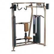 Независимая гребная тяга сверху Hammer Strength MTS (MTSHR)
