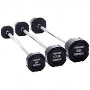 Штанги резиновые Hammer Strength, наборы