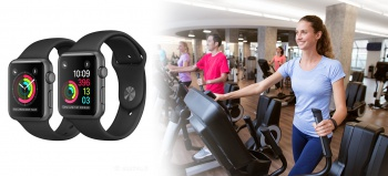 Интеграция Apple Watch c приложением Life Fitness LFconnect