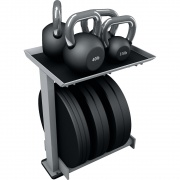 Подставка для хранения гирь и дисков (фронтальная загрузка) HD Elite