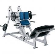 Линейные гак приседания Hammer Strength Plate-Loaded (PLLHP)