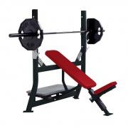 Олимпийская скамья наклонная Hammer Strength (OIB)