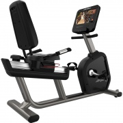 Горизонтальный велотренажер Platinum D SE3 HD